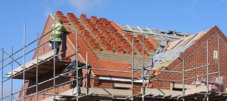 Kosten nieuwe dakpannen leggen