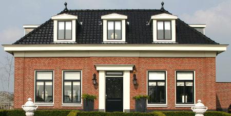 gevelrenovatie Leiden