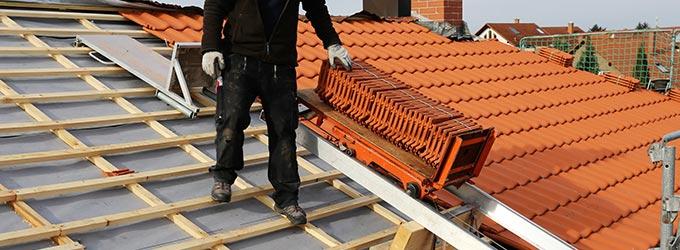 vormen dakpannen